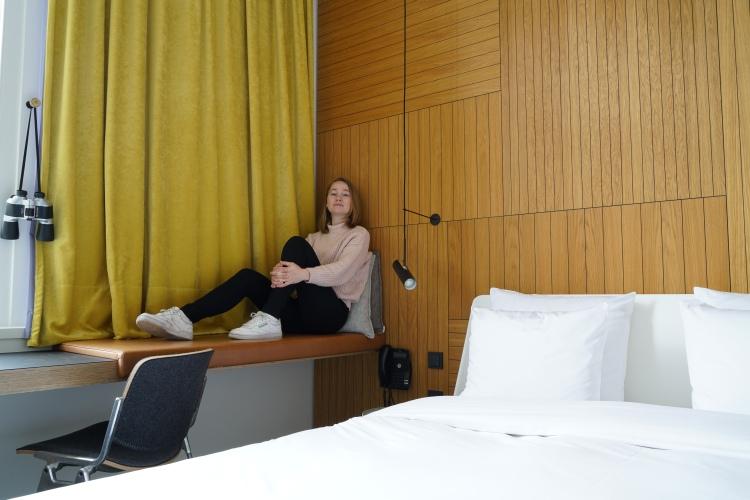 Duurzame hotels Amsterdam